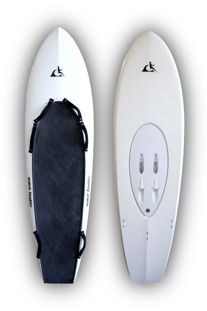 "WaveBuddy 8'0"" (Full System)"